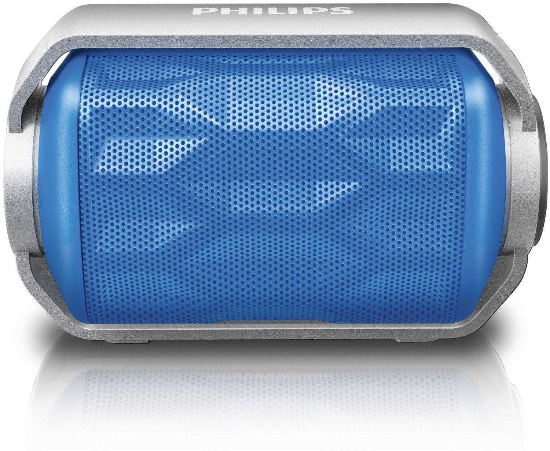 Enceinte Bluetooth portable avec micro Philips BT2200B - Bleu