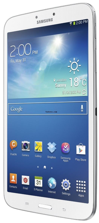 """Tablette 8"""" Samsung Galaxy Tab 3 8 4G"""