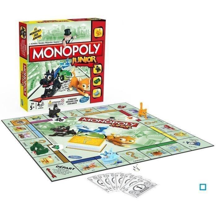 Sélection de Monopoly en promotion - Ex : Monopoly Star Wars VII à 25.45€, Monopoly Junior