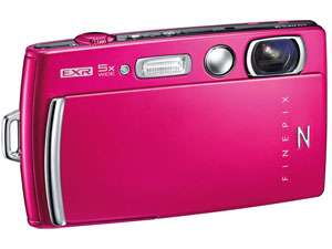 "Appareil photo FinePix Z1000 Ecran 3.5"" Tactile - Zoom 5x Rose (109.90€ via Buyster)"