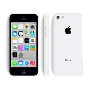 Apple iPhone 5C 16Go blanc ou bleu - Reconditionné
