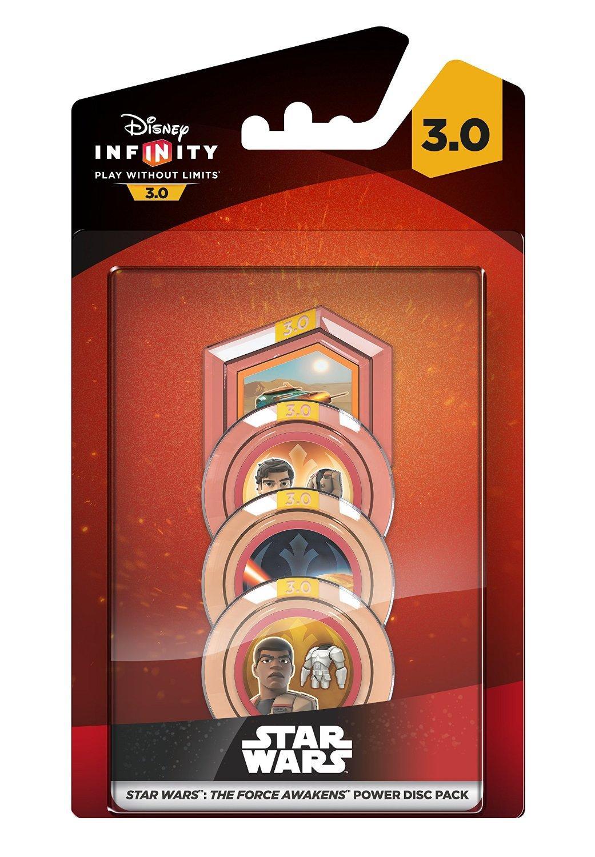Pack de 4 Power Discs Disney Infinity 3.0 - Star Wars: The Force Awakens