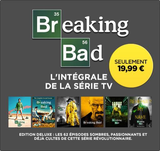 Breaking Bad - L'Intégrale (Dématérialisé - Qualité SD)