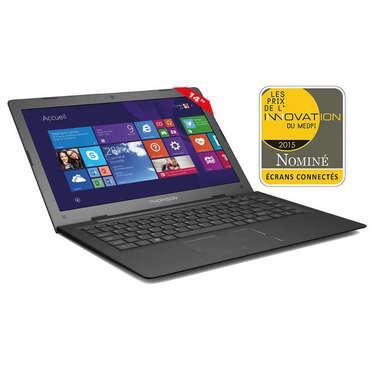 """PC portable 14"""" full HD  Thomson Ultraslim TH14-N4 (M-5Y10c, 4 Go de RAM, 128 Go en SSD)"""