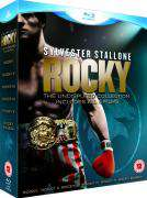 Blu-ray - Rocky: The Undisputed Collection (1-6)