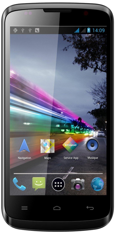 "Smartphone 4.2"" Polaroid Ruby 4Go Dual Sim"