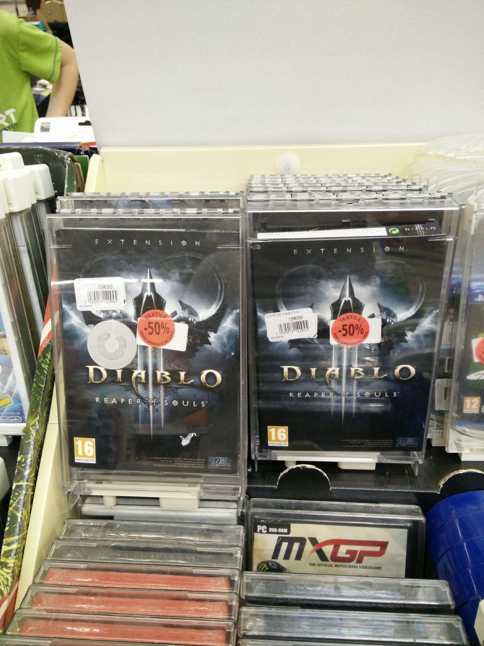 Diablo Reaper of Souls sur PC