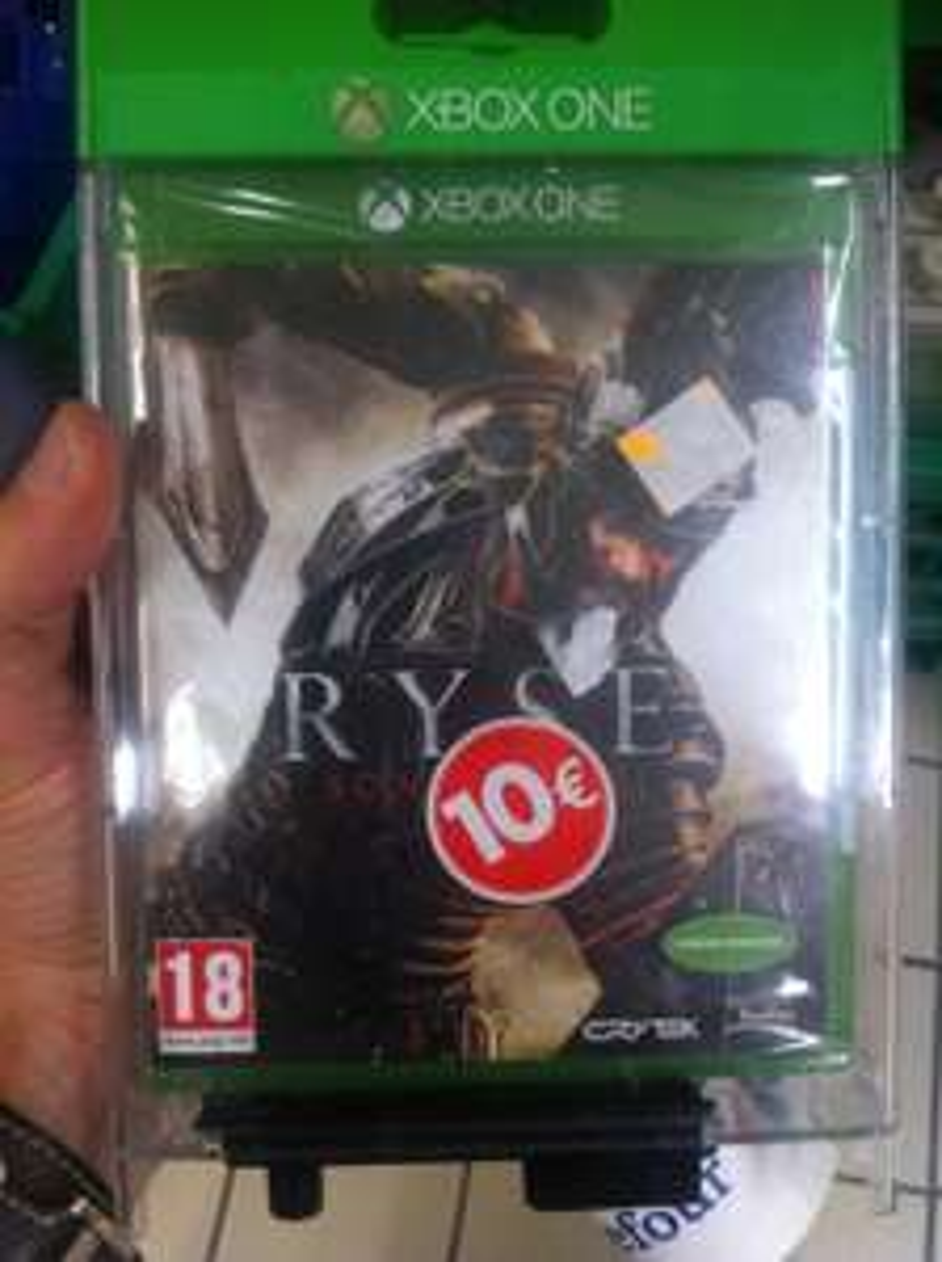 Sélection de Jeux Xbox One en promotion - Ex : Ryse Son of Rome sur Xbox One