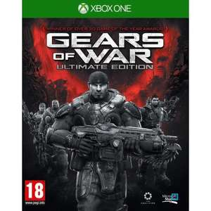 Jeu Gears of war Ultimate edition sur Xbox One -