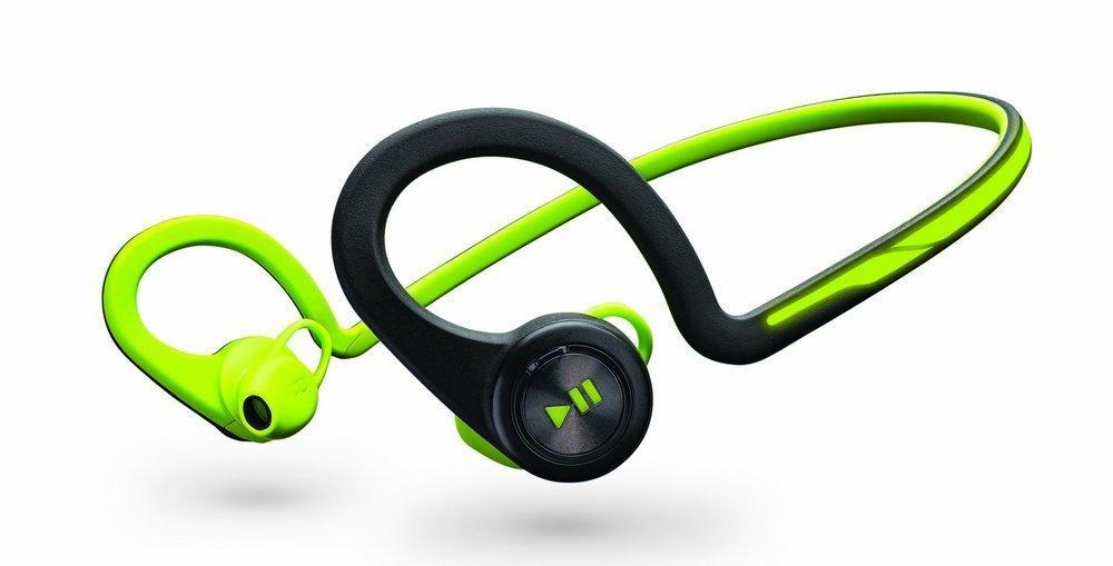 Ecouteurs BackBeat Fit Plantronics vert