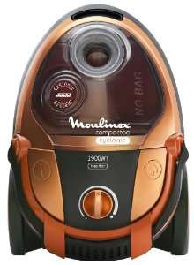 Aspirateur sans Sac Moulinex MO454301 Compacteo 1900 W 2 L Cyclonic
