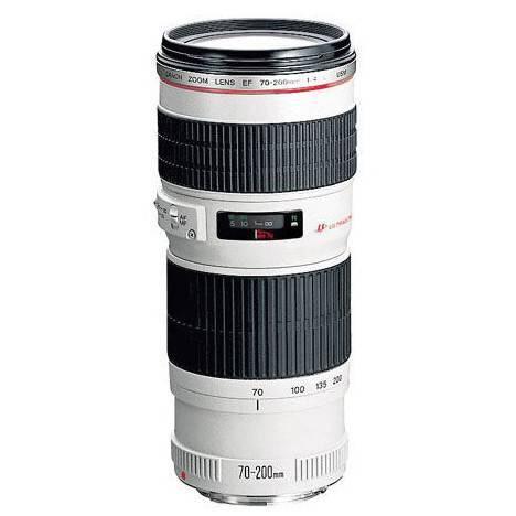 Objectif Canon EF 70-200mm pour Appareil Photo + 100 Go d'espace de stockage sur Irista (Via ODR 100€ )