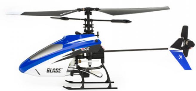 Hélicoptère pas fixe Blade MSR - RTF - Mode 1 ou 2