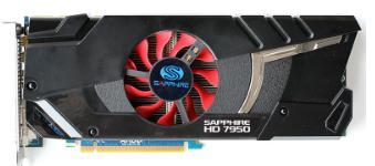 Carte graphique Sapphire Radeon HD7950 - 3 Go GDDR5 (reconditionnée)