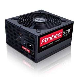 Alimentation  PC Gaming  Antec HCG - 520W