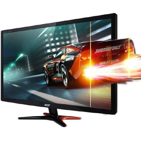 "Ecran PC 24"" Acer Predator GN246HLB - Full HD, 144 Hz,  Compatible NVidia 3D Vision 2"