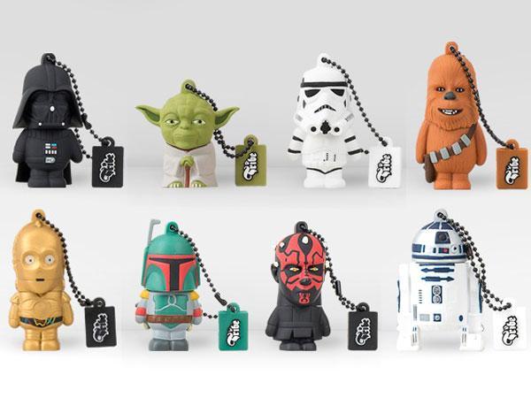 Clé USB Star Wars 8 Go - Plusieurs modèles