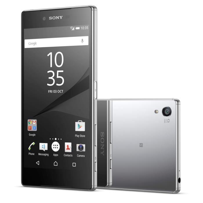"""Smartphone 5.5"""" Sony Xperia Z5 Premium (Coloris au choix) - 32Go (Via ODR 100€)"""