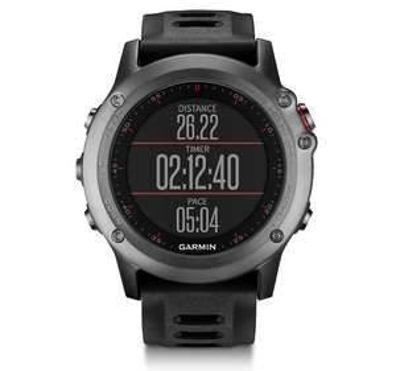 Montre GPS Multisports Garmin Fenix 3 - Gris