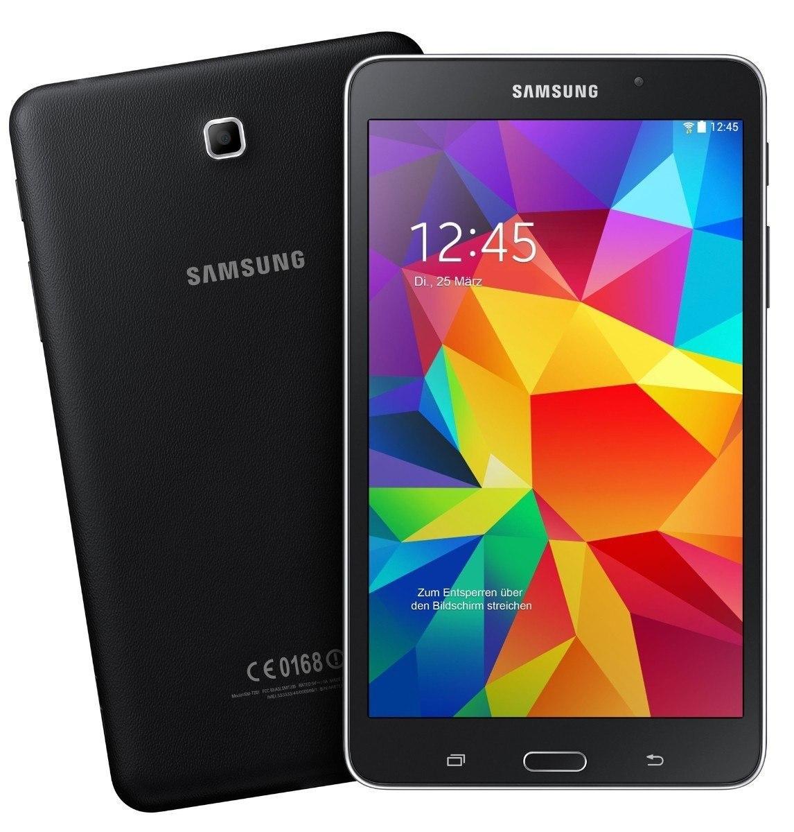 Tablette 7'' Samsung Galaxy Tab 4 SM-T230 - 8 Go