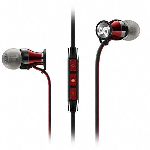 Ecouteurs Sennheiser Momentum in-ear G Noir (Android)