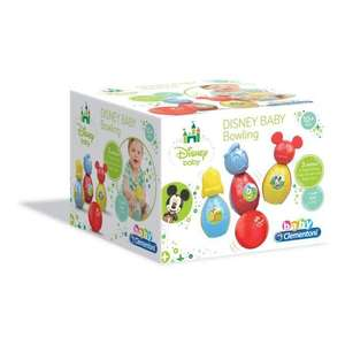 Jouet Clementoni Baby Bowling Disney
