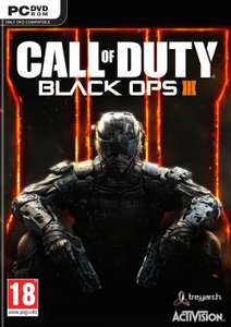 Call of Duty: Black Ops III sur PC