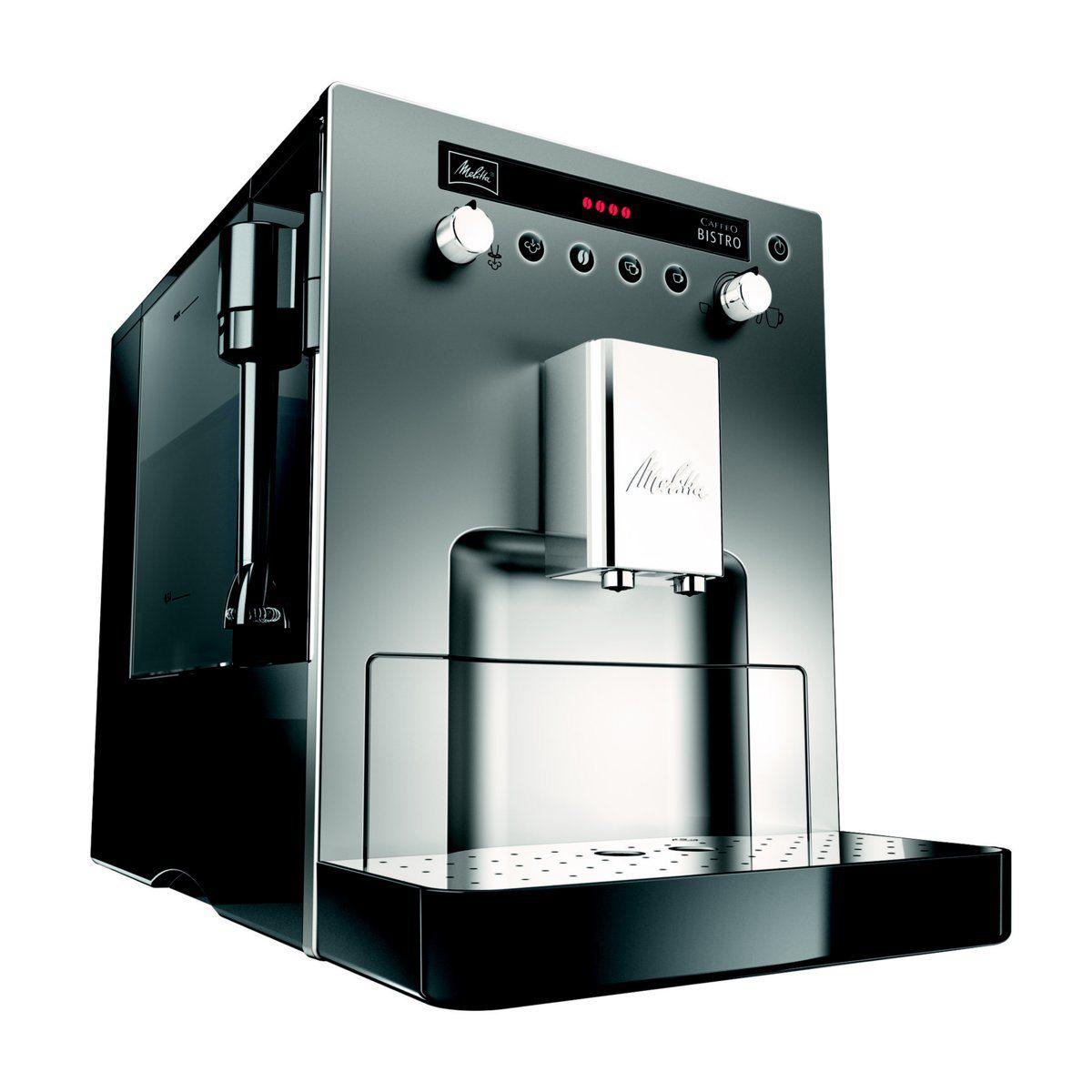 Cafetière Caffeo Bistro MELITTA avec code promo et ODR