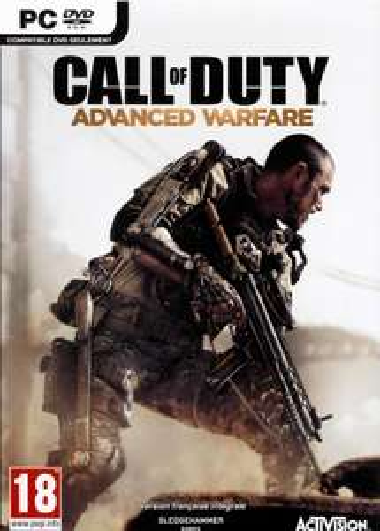 Call of Duty: Advanced Warfare sur PC