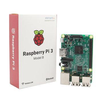 Mini-PC Raspberry Pi 3 - modèle B, 1 Go