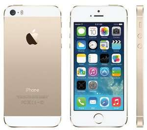 """Smartphone 4"""" Apple Iphone 5S - 16Go Or (reconditionné)"""