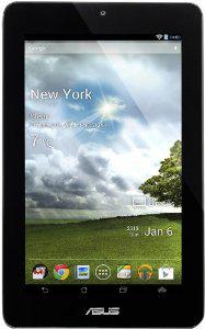 "Tablette tactile 7"" Asus MeMo Pad 16 Go WiFi"