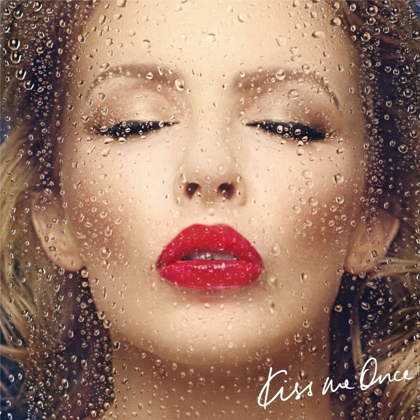 Édition LP Kylie Minogue - Kiss Me Once (vinyle + CD + version numérique)