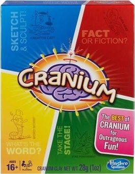 Jeu de société Hasbro Cranium Game