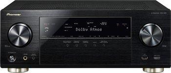 Ampli AV réseau Pioneer VSX-930-K noir (5.2.2 Dolby Atmos, 2 sorties HDMI) + 1 Blu-ray offert