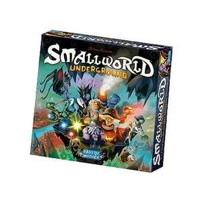 Sélection de jeux de société en promotion - Ex : Small World Underground Days Of Wonder