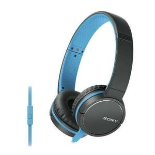 Casque Sony MDR-ZX660AP - Bleu
