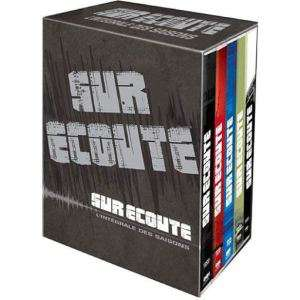 Intégrale 24 DVD - The Wire (Sur écoute) - 5 saisons