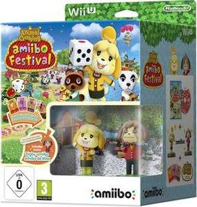 Pack Animal Crossing: Amiibo Festival sur Wii U