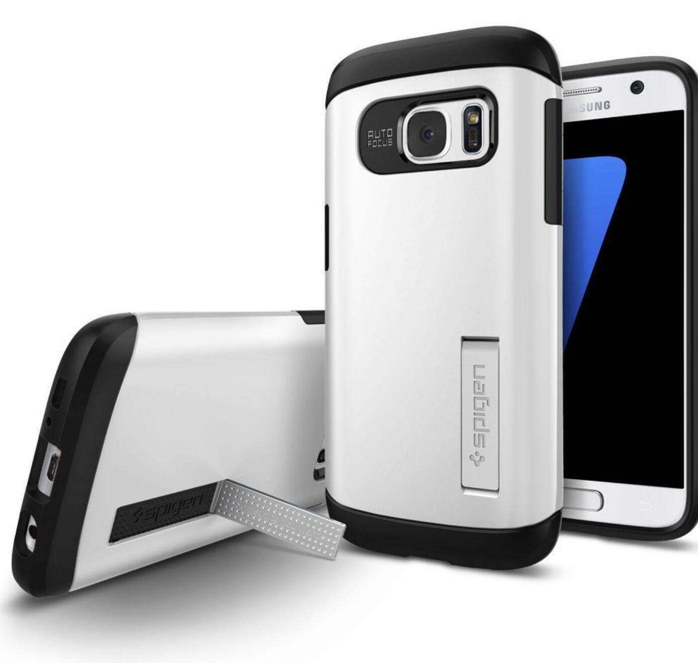 50% de réduction sur les coques Spigen pour smartphone Samsung Galaxy S7 / S7 edge