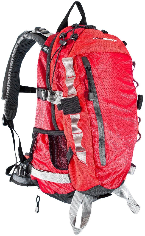 Sac-à-Dos Outdoor et Trekking Ultrasport 35 L (avec Housse de Protection contre la Pluie)