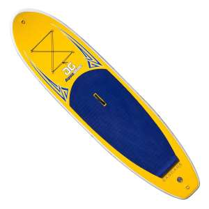 """Pack Cascade Aquaglide Stand up paddle gonflable 10"""" (3,05 m)"""