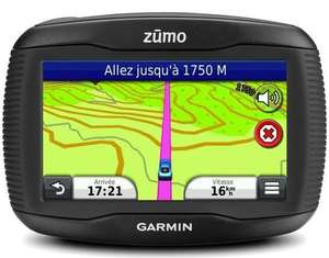 "GPS Moto 4,3"" Garmin Zumo 310  - Bluetooth - Zones de dangers incluses"