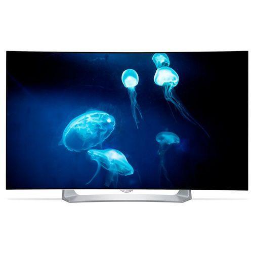 "TV 55"" incurvée LG 55EG910V - OLED, Full HD, 3D, Smart TV (via ODR 200€)"