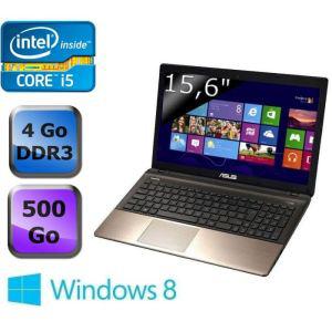 "Pc portable Asus R500A-SX552H 15"" - intel i5-3230M - Windows 8"