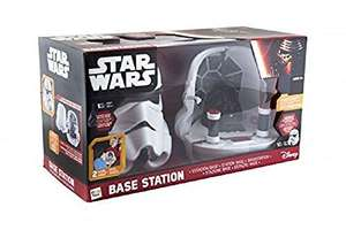 Star Wars Base Station Stormtrooper + Talkie-Walkie Dark Vador