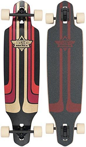 """Longboard 38"""" Dusters Camino Black Glitter"""