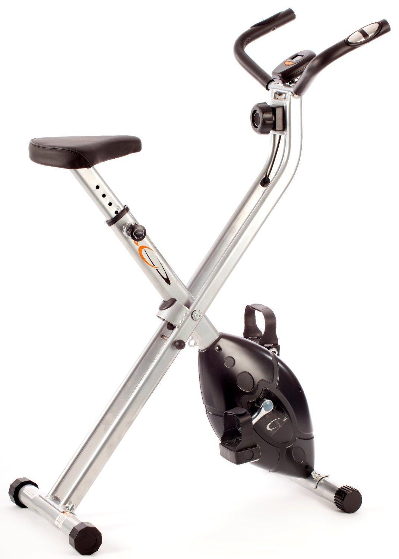 Vélo d'appartement magnétique pliable V-Fit MXC1