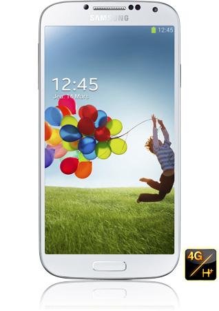 Samsung Galaxy S4 + 1 an de forfait bloqué orange