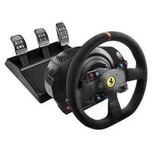 Volant Thrustmaster T300 Ferrari - Alcantara Edition pour PS3 / PS4 /PC